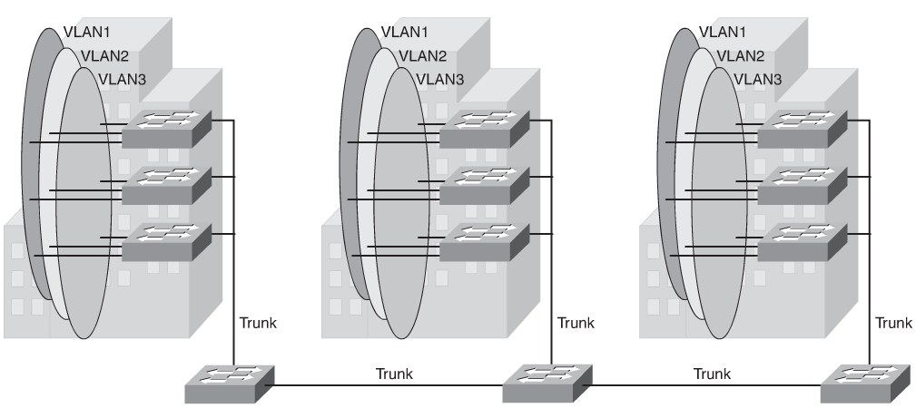 End-To-End VLANs