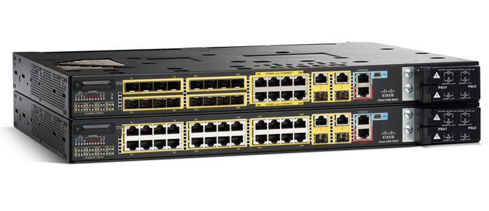 Cisco 2500 Series