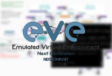 تصویر از دانلود نسخه کامل EVE-NG (همراه با تمام ایمیج ها) + نسخه Eve-NG Pro