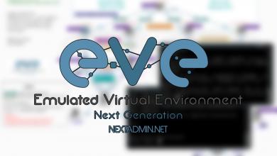تصویر از دانلود نسخه کامل EVE-NG (همراه با تمام ایمیج ها)