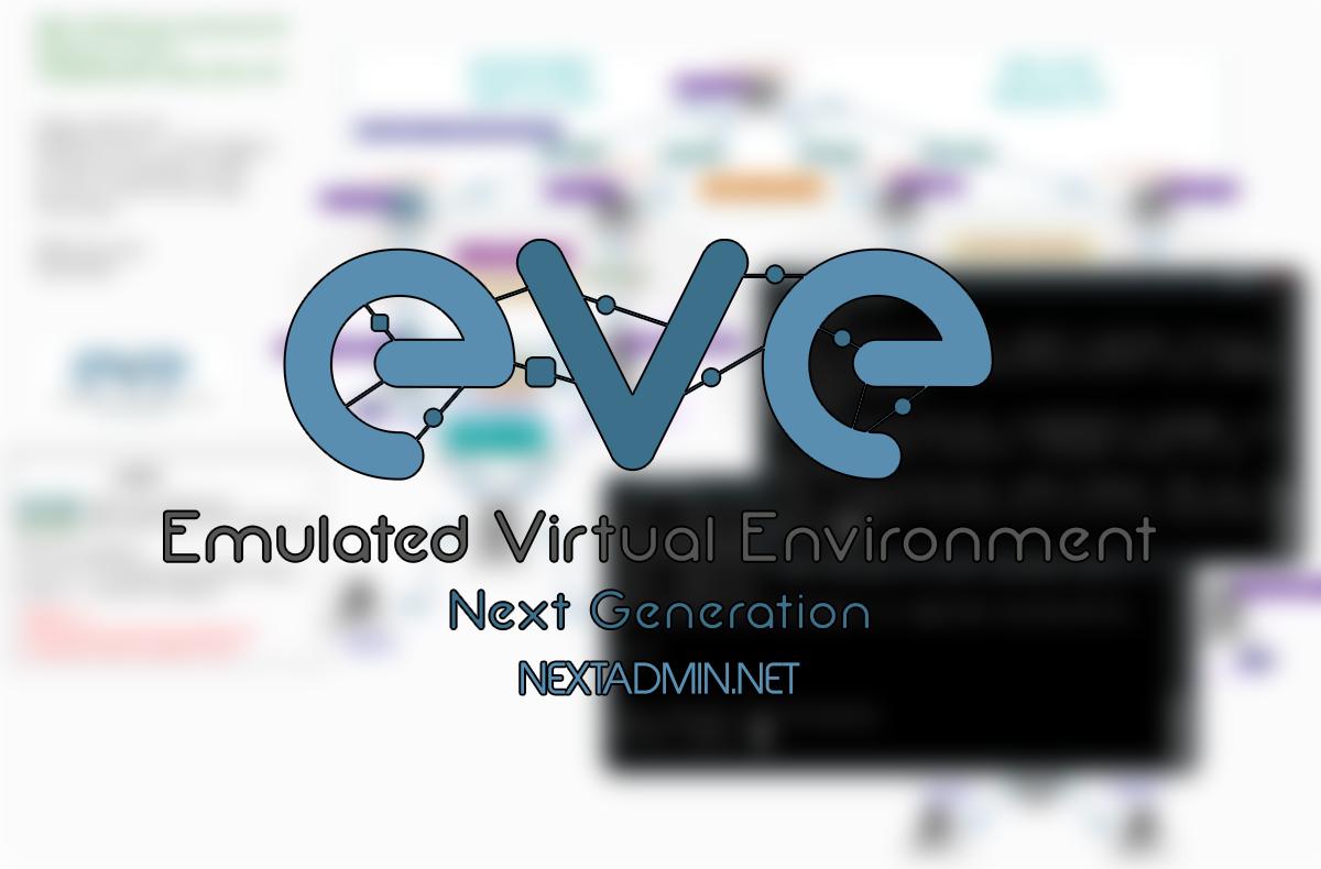 دانلود Eve-NG