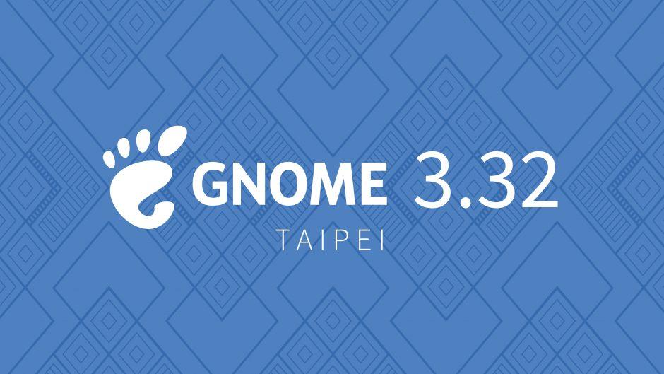 GNOME 3.32 Released