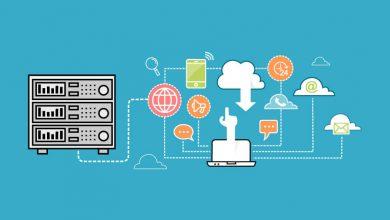 تصویر از آموزش شبکه: معرفی پردازش ابری یا Cloud Computing و SaaS و PaaS و IaaS چیست؟