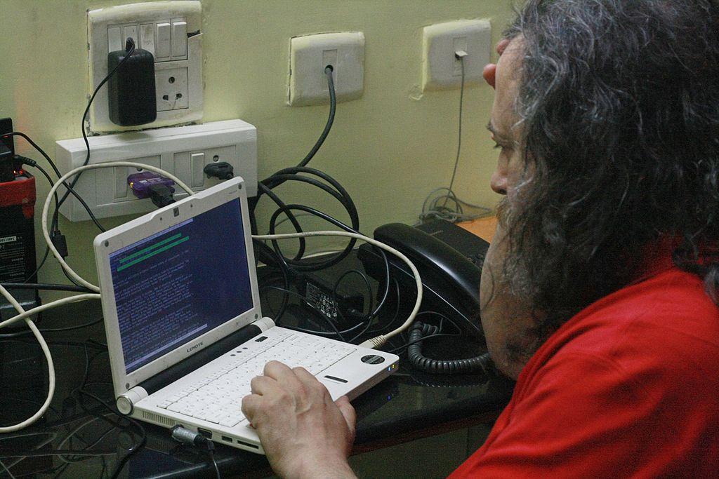 «ریچارد استالمن» (Richard Stallman)