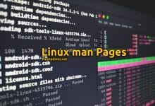 Linux man pages
