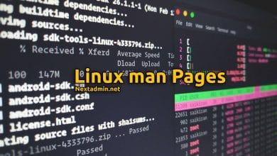 تصویر از آموزش Lpic 1 لینوکس : آشنایی با دستور man در لینوکس