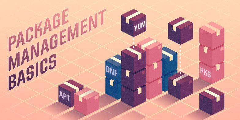 مدیر بسته دبیان و دیگر توزیع ها Package Management Systems