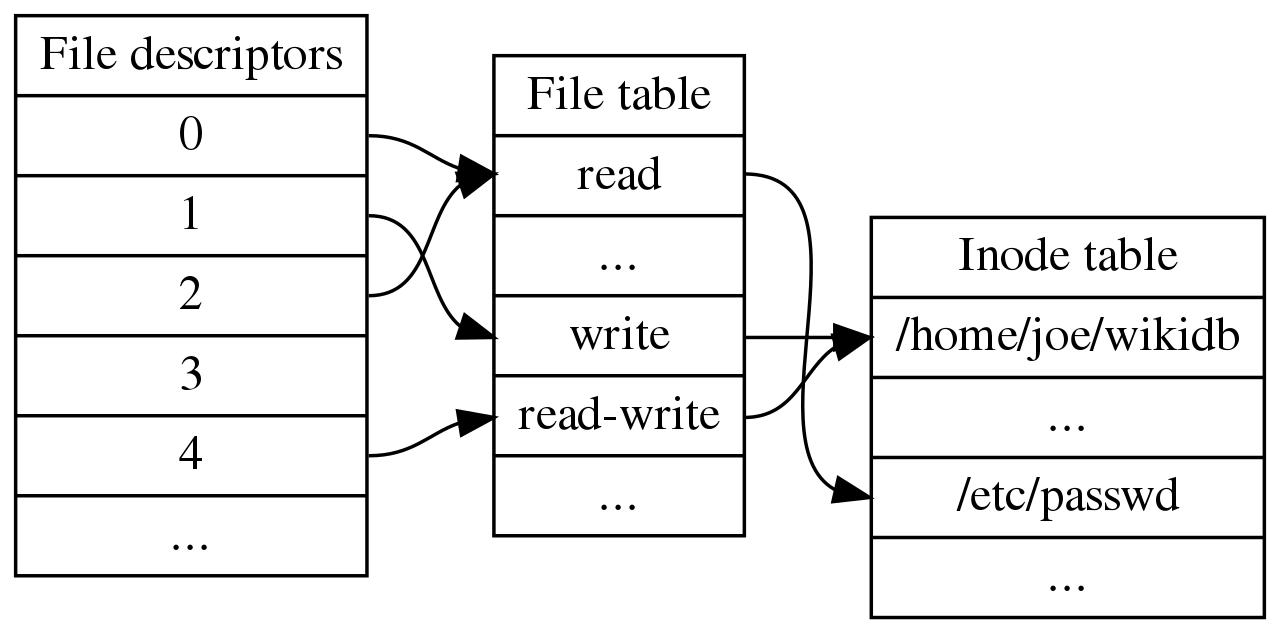 ساختار ابتدایی inode   آموزش لینوکس: مدیریت مقدماتی فایل ها در لینوکس (Perform basic file management)