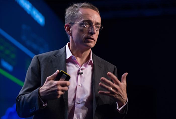 پات گلسینجر، مدیرعامل VMware