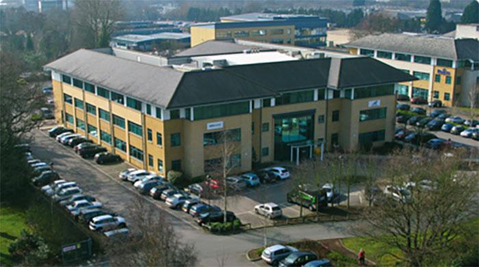 اولین دفتر VMware در بریتانیا