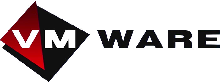 لوگوی VMware تا سال ۲۰۰۲