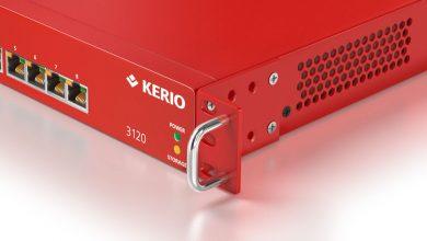 تصویر از Kerio Control Software Appliance 9.3.2 کریو کنترل کرک شده به همراه لایسنس