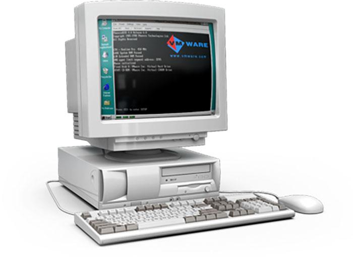 اولین محصول VMware