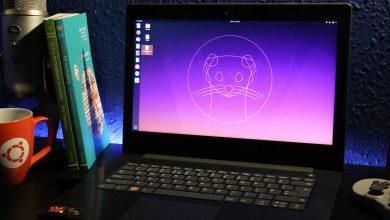 تصویر از دانلود Ubuntu 19.10 یا Eoan Ermine