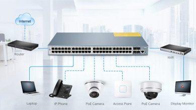 تصویر از PoE چیست؟ آشنایی با استاندارد (PoE (Power over Ethernet