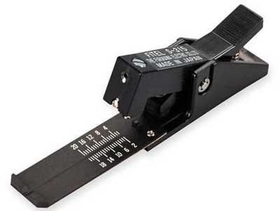 cleaver stapler - فرایند اتصال مکانیکی در فیبرنوری