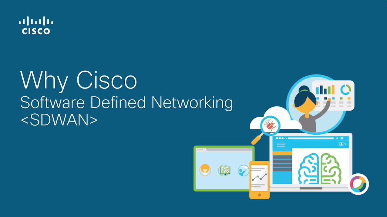 Cisco Software-Defined WAN (SD-WAN)