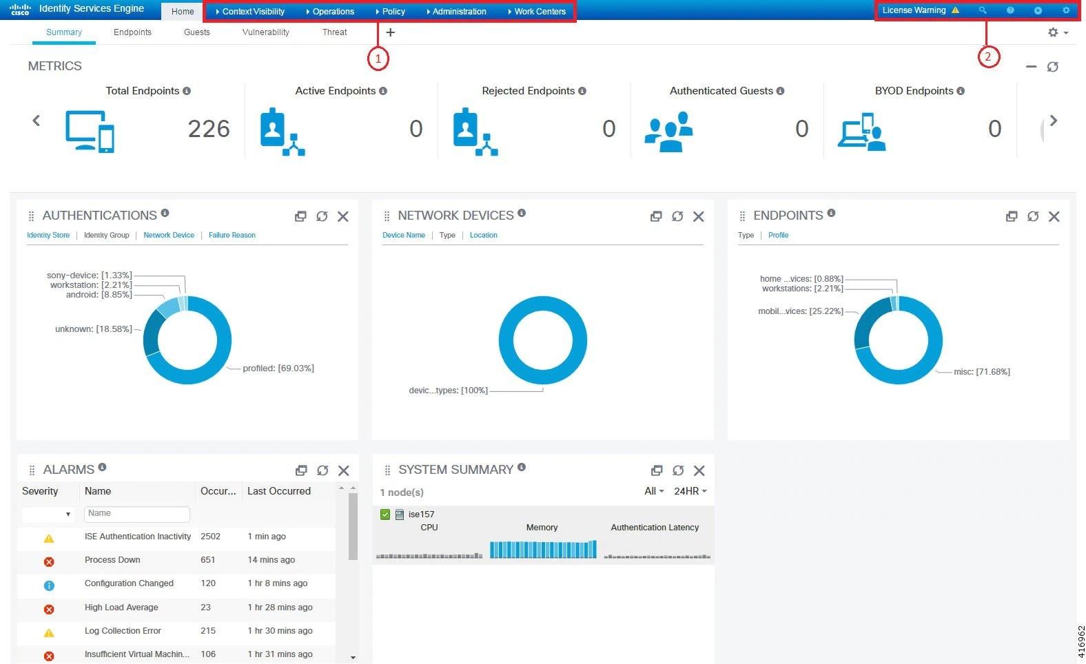 Cisco Identity Services Engine ISE 2.7 – دانلود سیسکو