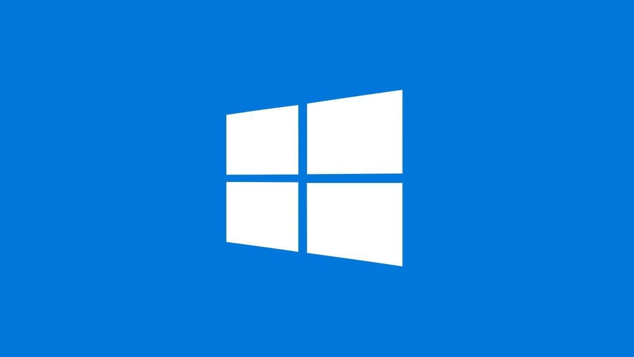 windows 10 logo - 14 روش برای حل مشکل 100% Disk Usage در ویندوز 10