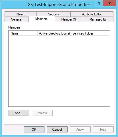 حذف کردن گروهی کاربران به گروه در اکتیودایرکتوری (Bulk Remove Group Users)