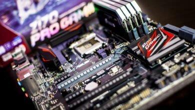 تصویر از تفاوت BIOS و CMOS چیست؟