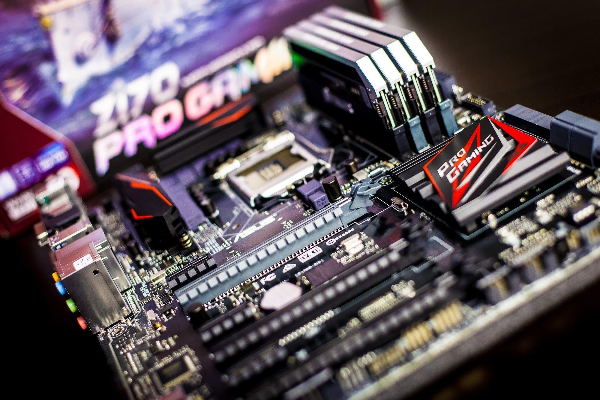 asus z170 skylake gaming motherboard review 2 - تفاوت BIOS و CMOS چیست؟