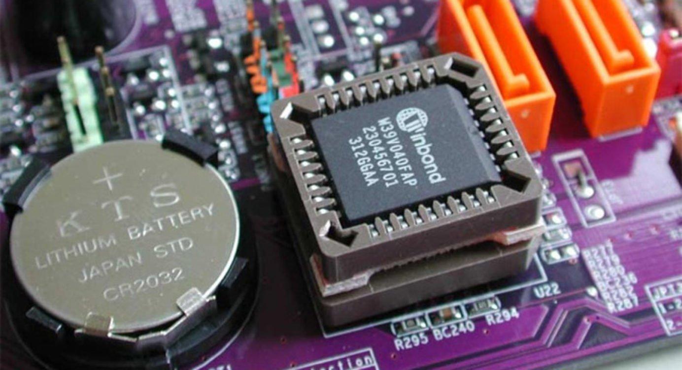 تفاوت BIOS و CMOS چیست؟