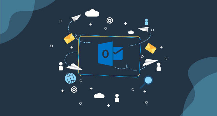 How to Manage Outlook email Effectively 750x400 - پیغام Working Offline در Outlook