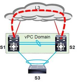 vPC Peer-Keepalive Link